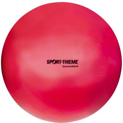 Hochglänzender Gymnastikball ''''300'''', Rot