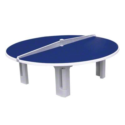 Sport-Thieme® Polymerbeton-Tischtennis-Tisch ''''Rondo?, Blau