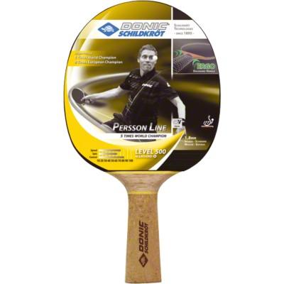 Donic® Schildkröt Tischtennis-Schläger ''''Persson Line 500''''