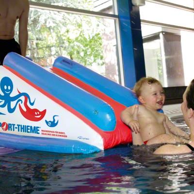 Baby Wasserrutschbahn