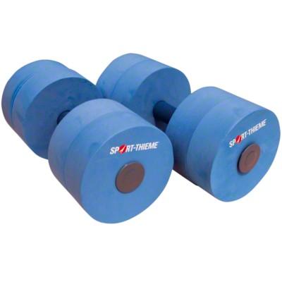 Sport-Thieme® Wasserjogging-Hanteln, [Senior] L: ca. 30 cm, ø 15 cm