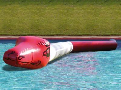Seeschlange, 15 m lang, 60 cm hoch