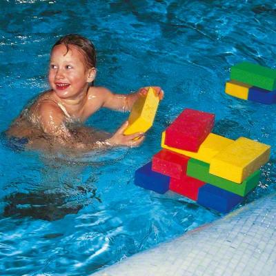 Wasser-Spielklötze