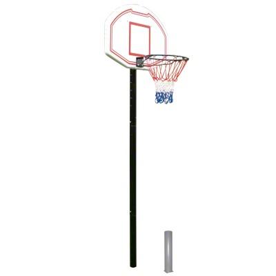 Basketballanlage ''''San Antonio'''' in Bodenhülse