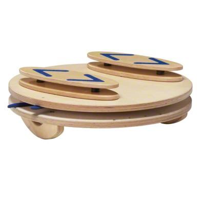 Pedalo® Set Kipp-Dreh-Wippe
