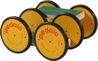 Pedalo® Classic (Doppel-Pedalo), Mit schwarzen Reifen