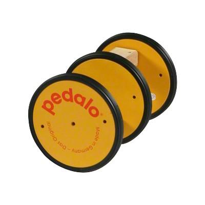 Pedalo® Sport (Einzel-Pedalo), Mit schwarzen Reifen