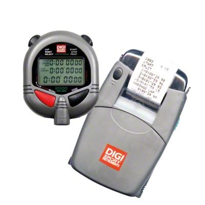 DIGI Thermodrucker-Set, Drucker mit Stoppuhr PC 110