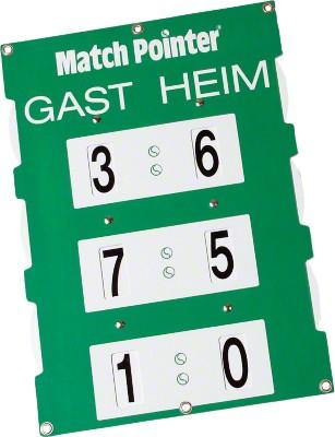 Match pointer,  65x46 cm