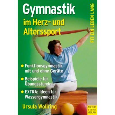 Buch ''''Gymnastik im Herz- und Alterssport''''