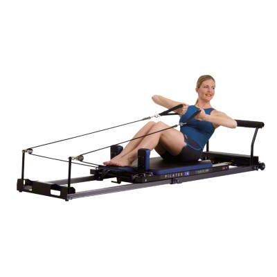 Pilates IQ-Reformer, Vertikale Räder