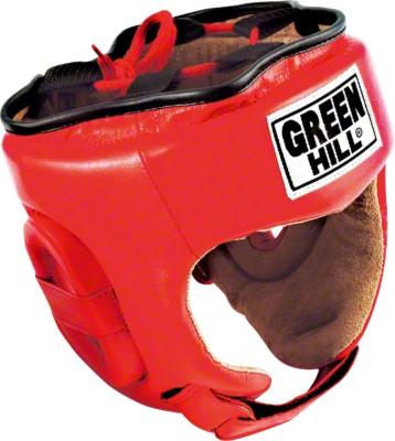 Green Hill® Wettkampfkopfschutz ''''Fivestar'''', Blau, L