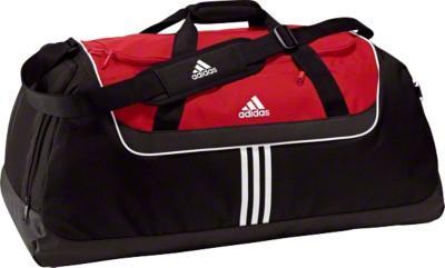 Adidas® Teambag L, Schwarz-Rot