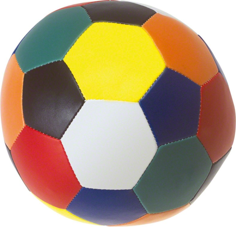 Bunter Knautschball