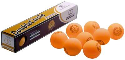 Tafeltennisballen   Double-Circle   ø40 mm,  Ballen oranje