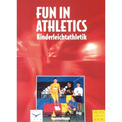 Buch ''''Fun in Athletics''''