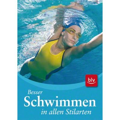 Buch ''''Besser Schwimmen in allen Stilarten''''