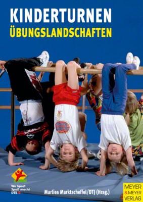 Buch ''''Kinderturnen - Übungslandschaften''''