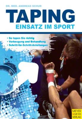 Buch ''''Taping ? Einsatz im Sport''''