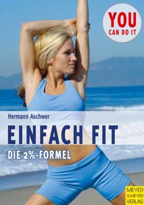 Buch ''''Einfach fit - Die 2%-Formel''''