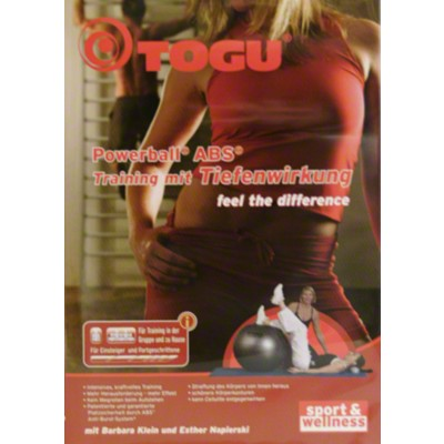 DVD ''''Powerball® ABS® - Training mit Tiefenwirkung''''