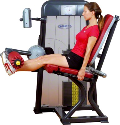 Ergo-Fit® Leg extension 4000, 4000 MED
