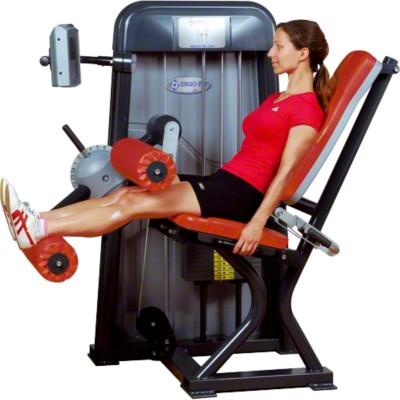 Ergo-Fit® Leg Flexion 4000, 4000 MED