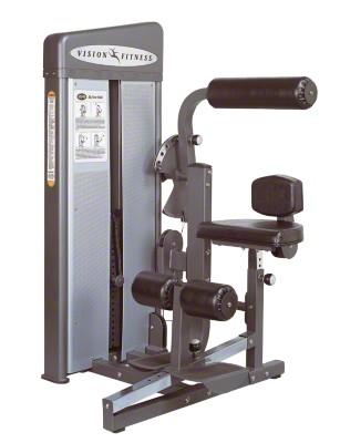 Vision Fitness® Dual-Bauch-Rücken ''''ST 740''''