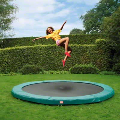 Berg Trampolin ''''InGround'''', ø 380 cm