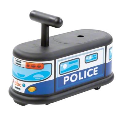 Rutscher-Flitzer, Polizei