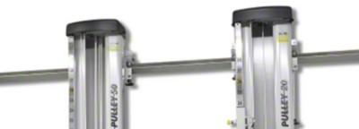 Lojer® Wandschienensystem-Verschiebeeinrichtung