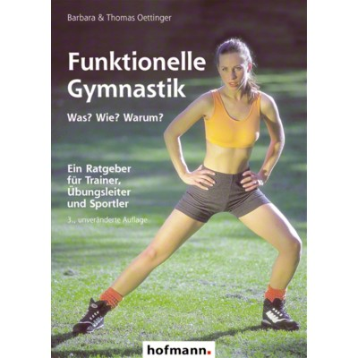Buch ''''Funktionelle Gymnastik - Was? Wie? Warum?''''