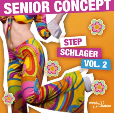 CD ''''Schlager Step II''''
