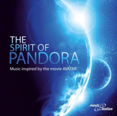 CD ''''The Spirit Of Pandora''''