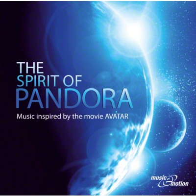CD ''''The Spirit Of Pandora''''
