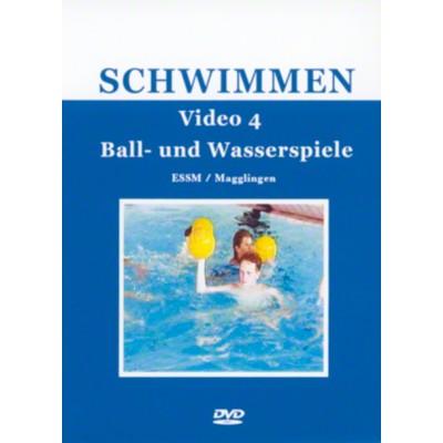 DVDs Schwimmsport-Serie, Wasserball/Ballspiele
