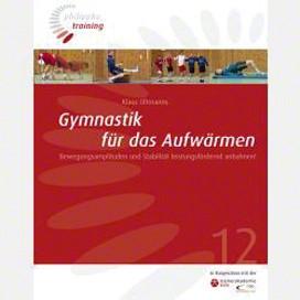 Buch ''''Gymnastik für das Aufwärmen''''
