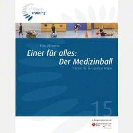 Buch ''''Einer für alles: Der Medizinball''''