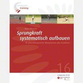 Buch ''''Sprungkraft systematisch aufbauen''''