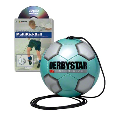 Set MultiKickBall ''''Mini'''' und DVD