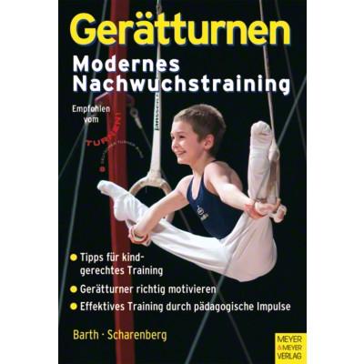 Buch ''''Gerätturnen - Modernes Nachwuchstraining''''