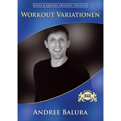 DVD ''''Workout Variationen by Andree Balura''''
