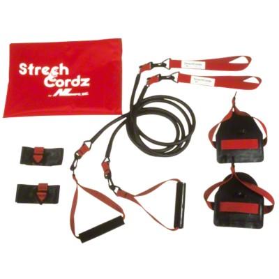 StrechCordz® Modular-Set, Blau,  Zugstärke 6,3-15,4 kg