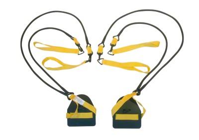 StrechCordz® Brustschwimm-Zugseil, Grün (Zugstärke 3,6-10,8 kg)