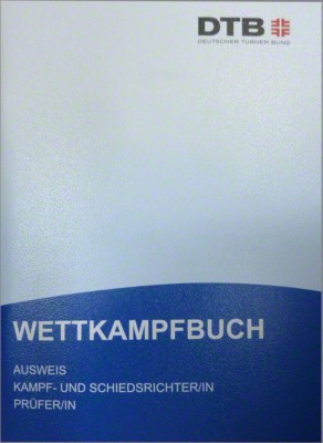 DTB Wettkampfbuch