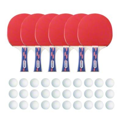 Sport-Thieme® Tischtennis-Schul- und Vereinssportset ''''Champion'''', Bälle Orange