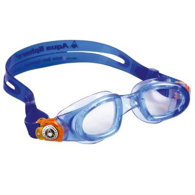 Kinder-Schwimmbrille ''''Moby Kid'''', Blau