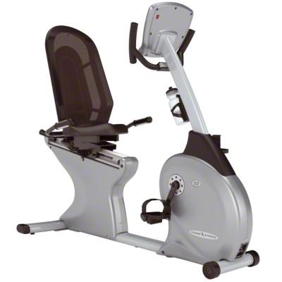 Vision Fitness® Recumbent Ergometer R2250, Simple