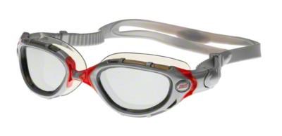 Zoggs® Schwimmbrille Predator Flex  mit verspiegelten Gläsern